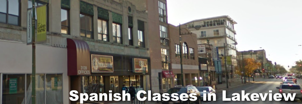 Spanish Classes in Lakeview - Chicago, IL