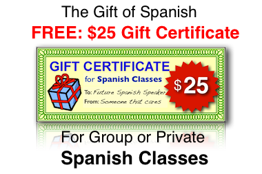 The Gift of Spanish!